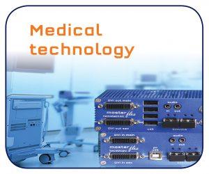 KVM Extender for Medical Technology